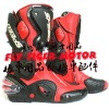 Pro Biker SPEED boots motorcycle racing boots motor boots SIDI BOOTs design motorcycle boots Microfiber leather boots Red