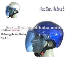 HUADUN Half Face Motorcycle Helmet ABS/PP cheap helmet HD-315