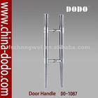 Entrance Glass Door Floor Spring and Handles