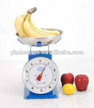 Dial spring scale 20kg/weighing scales/kitchen scales
