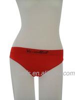 Comfortable seamless sexy girl's G-string underwear