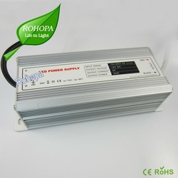 2013 Hot-sale! Wholesale Waterproof 12v power supply led driver for LED Lighting with good quality 2 years warranty CE approved