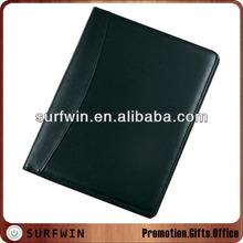Custom Leather Document Folder