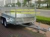 Tandem Box trailer CT0080E-1
