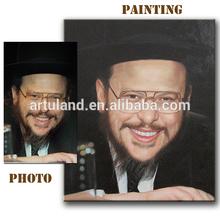 100% handmade Museum quality portrait oil painting