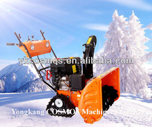 track drive snow remover 9hp with CE,GS