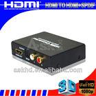 5.1 HDMI to optical analog converter