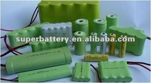 (SR-NH1400) High Power Battery recharge nimh 1400mAh 1.2V ni mh 2/3A Ni-MH rechargeable Battery