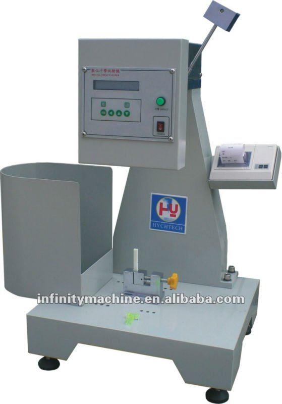 IZOD or CHARPY Pendulum impact tester