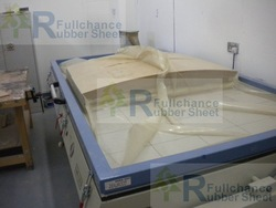 1000MM - 4000MM High Temperature Transparent Silicone Rubber Sheet