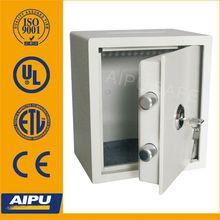 Slot depository safes FL1110K/deposit safe/ Key lock / 3mm body , 6mm door / 280 x 250 x 180(mm)