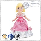 Hot sale promotion high quality fashion lovely cloth dolls