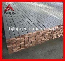 Best Selling titanium clad copper round square bar details