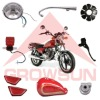 Zanella Custom 125cc Motorcycle Parts