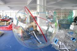 2014 popular inflatable human hamster ball for sale, water ball