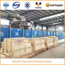Types Of High Alumina Refractory Brick