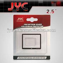 "2.5"" Hard Glass Camera LCD Screen Protector for Canon,Nikon,Sony"