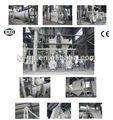 La venta caliente! Ce/gost/sgs de troncos de madera que hace la máquina de pellets de biomasa línea