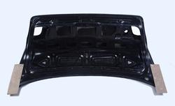 Carbon Fiber Trunk Lid for BMW E46 4dr