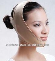E35 Slimming Cheek Face Belt Free shipping Slim Cheek Scalp Face Belt Anti Wrinkle Sagging Belt 5018C-50pieces