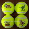 Custom Logo printed bulk colored Tennis Balls