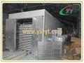 Semi- automática de tijolo de barro máquina de secagem