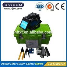 SKYCOM cheapest fusion splicer same as Sumitomo type 39 Fujikura 70s INNO FIS fusion splicer fiber optic equipment
