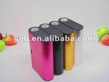 Rechargeable battery 5000mAh portable mobile power bank