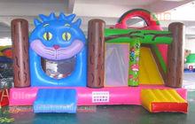 kids inflatable combo/EN71 inflatable slide/EN14960 slide/2012 CE New inflatable games/Popular inflatable combo