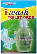 Popular 20ml Pine Scent Liquid Automatic Toilet Odor Eliminator
