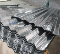 0.13mm~0.8mm Hot Dipped Galvanized Corrugated Steel Sheet/Plate/Panel Galvanized Corrugated Metal Roofing Sheet ASTM JIS