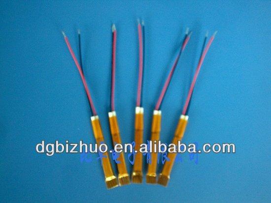 Grueso - núcleo del calentador PTC para el pelo de hierro / rizador