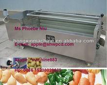 industrial vegetable/carrot/fruit/potato washing machine 0086 15238020669
