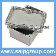 2013 NEW aluminium extrusion enclosure with 120*80*55 size