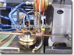 copper tube seam heat treatment machine