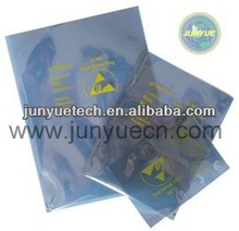 ESD antistatic shielding bags for package with a printed logo