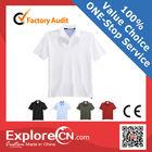 Customized Classic Collar Men Polo Shirt