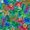 printed lycra spandex 4 way stretch fabric for underwear/swimwear