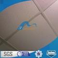 600x600 acoustic painel de fibra mineral