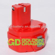 For Makita 14.4V tools, 1420 battery, NI-CD/NI-MH, 1.3Ah-3.3Ah