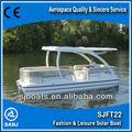 Solar de turismo barco