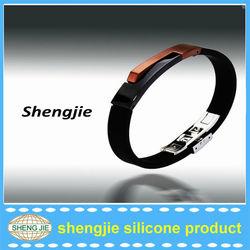 Fasionable silicone bracelet 2013 and bracelet for men
