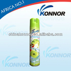 OEM lemon small size air freshener spray mini spray anti-bacterial air freshener lemon spray