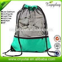 15 years top factory oem wholesale drawstring bag