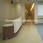 HD052 hospital wooden furniture nurse station work station