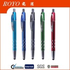 2014 Diamond promotional stylus pen/touch pen factory in china