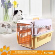 pet transport cage FC-1003 pet cage dog carrier
