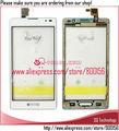 Smartphone ersatzteile touchscreen + rahmen für lg optimus l9 p760 weiße farbe