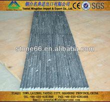 Xiaqiu grey slate light structure roof design