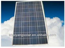 2014 solar panel 12v 100w with best price